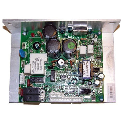 Treadmill motor control board hp parts for How to test treadmill motor control board