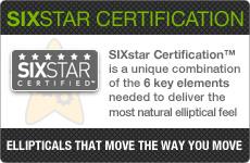 SIXstar Ellipticals